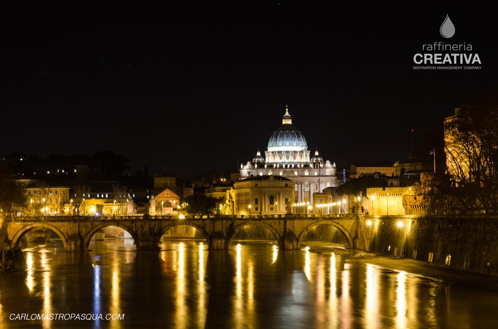 vaticano notte giubileo