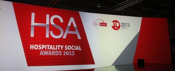Hospitality Social Awards 2015