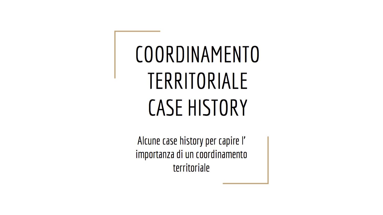 COORDINAMENTO TERRITORIALE CASE HISTORY - Lodovico Ottoboni
