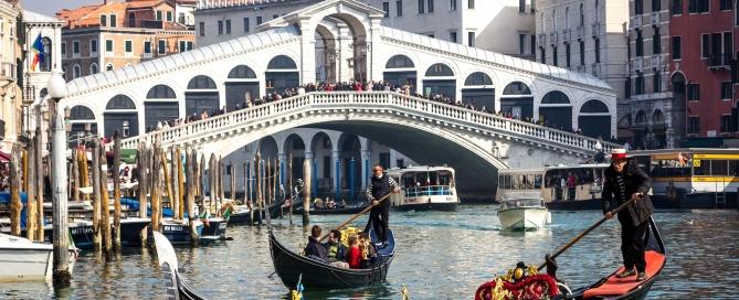 monocultura turistica a venezia