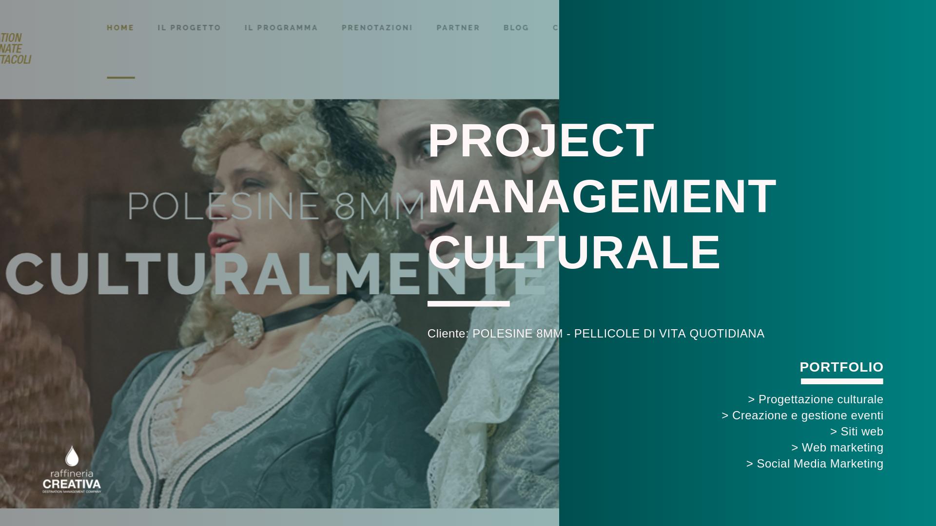 polesine 8 mm - project management culturale